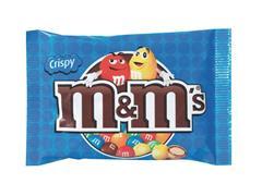 M&M'S Chocolade crispy (pak 24 stuks)
