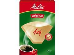 MELITTA Koffiefilter Original Original (pak 80 stuks)