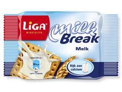 Milkbreak Melk (pak 24 stuks)