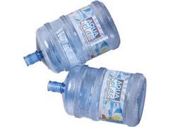 MISTERAQUA Waterfles voor dispenser, 18,9 liter (pak 5 stuks)