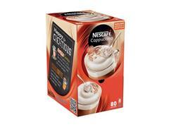 Nescafé Cappucino, Instant Koffie Sticks (doos 4 x 80 stuks)