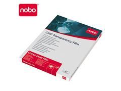 Nobo OHP transparanten Laser kleur (pak 50 stuks)