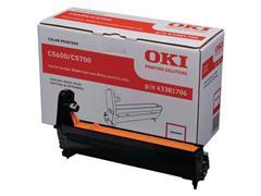 OKI Drum 43381706 magenta
