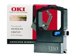 OKI Lint ML 520/521 nylon Zwart