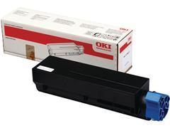 OKI 44574702 Toner, Single Pack, Zwart