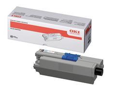 OKI 44469804 Toner, Single Pack, Zwart