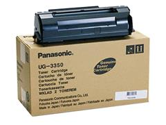 Panasonic UG-3380 Toner, Single Pack, Zwart