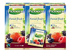 Pickwick Professional Forest Fruit / Bosvruchten, Theezakjes, 38 g (pak 75 stuks)
