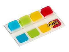 Post-it® Kleine Index Flags, 16 x 38 mm, verschillende kleuren, 40 (pak 40 stuks)