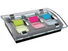 Post-it® Indexdispenser Value Pack 2 x 3 sets Index Standaard incl. GRATIS dispenser