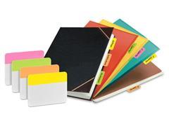 Post-it® Index Strong archiveringstabs 4 x Index plat (pak 24 stuks)