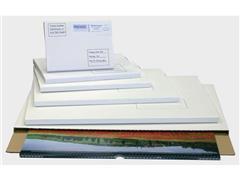 Pressel A3 Verzenddoos, Golfkarton, 425 x 305 x 10 mm, Wit (pak 40 stuks)