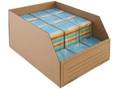 Pressel Open Voorraaddoos, 400 x 320 x 235mm (pak 20 stuks)