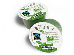 PURO Caffé Crème Koffiecapsules, Fairtrade (doos 96 stuks)
