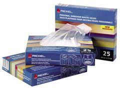 Rexel Opvangzakken voor papiervernietigers geschikt voor 1350/3250/3500 (pak 100 stuks)