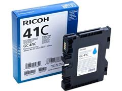 Ricoh GC-41 Gelcartridge, Cyaan