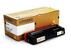 Ricoh SPC250 Toner, Single Pack, Cyaan