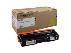 Ricoh SPC250 Toner, Single Pack, Geel
