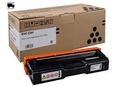 Ricoh SPC250 Toner, Single Pack, Zwart