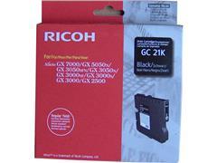 Ricoh GC-21 Inktcartridge, Zwart