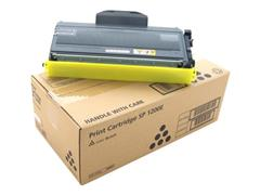Ricoh SP1200 Toner, Single Pack, Zwart
