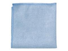 Rubbermaid Commercial Products Professional Microvezeldoeken 406mm x 406mm blauw (doos 12 stuks)
