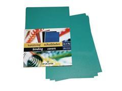 Schutblad A4 0,28 mm groen (pak 25 stuks)