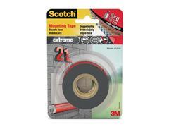 Scotch® Montagetape dubbelzijdig Extra sterk, 19 mm x 1,5 m (rol 1.5 meter)