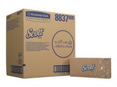 Scott® Facial tissue Dispenserdoos (doos 21 x 100 stuks)