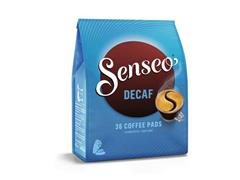Senseo Decaf Koffiepads, Cafeinevrij (pak 36 stuks)
