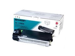 Sharp AL-110DC Toner, Single Pack, Zwart