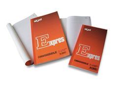 sigel Bedrijfsformulieren Orderboek, 210 x 105 mm, 2 x 40 vel (krimp 5 stuks)