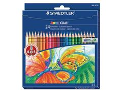 Staedtler Kleurpotlood Noris Club Assorti (pak 24 stuks) (SC 5653658)