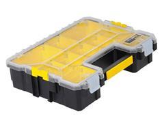 STANLEY FatMax, assortimentskoffer, diep, zwart/geel