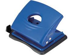 Staples 2 gaats perforator, 18 vel, blauw