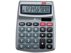 Staples 540 Bureaurekenmachine, 10-Cijferig, Grijs
