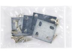 Staples Gripsluitingzakjes polyethyleen hersluitbaar transparant 120 x 180 mm verpakking van 100 (pak 100 stuks)