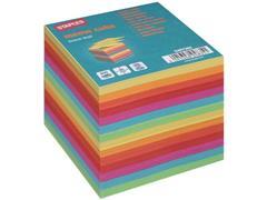 Staples Memoblok Navulling gekleurd papier (pak 800 vel)