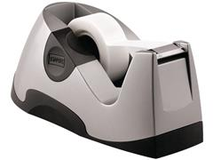 Staples Plakbanddispenser ''Office'' Zwart/zilver