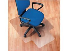 Staples Vloermat Voor Harde Vloeren, PVC Met lip, 1200 x 900 mm