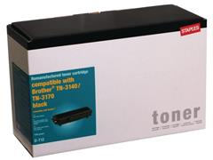 Staples Toner gereviseerd 7447520 Single Pack zwart