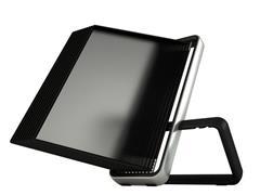 tarifold Bureaustandaard VEO A4 + 10 panelen zwart