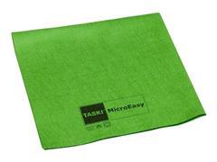 Taski MicroEasy microvezel schoonmaakdoekje groen pakket van 5 (pak 5 stuks)