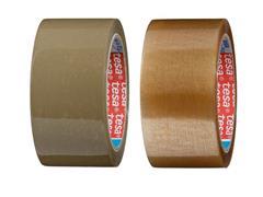 tesa® Verpakkingstape 64014, 50mm, polypropyleen, transparant (pak 6 x 66 meter)