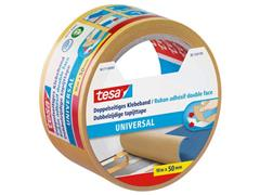 tesa® Tapijttape Universal dubbelzijdig (rol 10 meter)