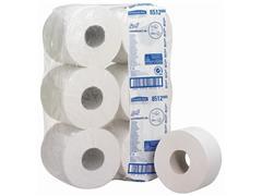 Scott® Toiletpapier Jumbo toilettissue rollen (doos 12 rollen)