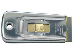 Unger Veiligheidsmes, schraper t.b.v. ramen, metaal, 4 cm