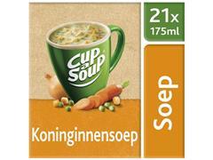 Unox Cup-a-Soup Koninginnensoep, Soep, 175 ml (doos 21 stuks)