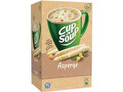 Unox Cup-a-Soup Asperge, Soep, 175 ml (doos 21 stuks)