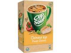 Unox Cup-a-Soup Chinese Kip, Soep, 175 ml (pak 21 stuks)